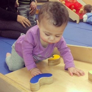 Roya at Gymboree
